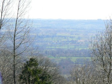 MORTAIN VUE PANORAMIQUE - MORTAIN BOCAGE