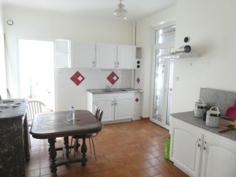 mortain - appartement en rdc